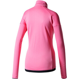 adidas TERREX Tivid 1/2 Zip Fleece Sweatshirt Women tactile rose